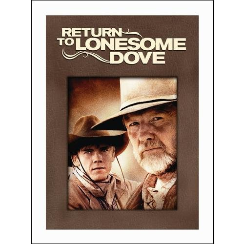 RETURN TO LONESOME DOVE (DVD/2 DISC/FF 1.33/DOLBY 2.0)