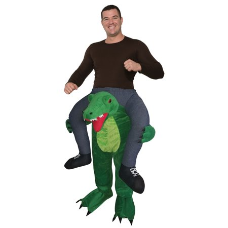 Alligator Costume Adult (Ride a Gator Adult Costume)