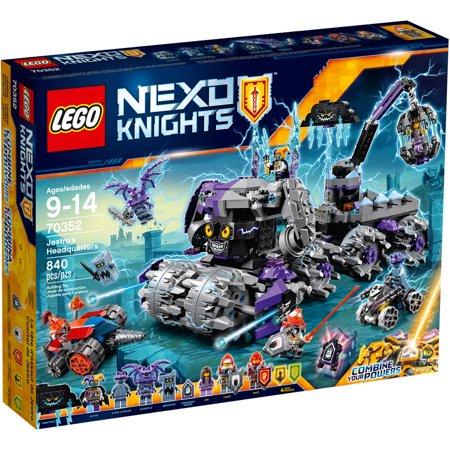 Lego Nexo Knights Jestros Headquarters 70352