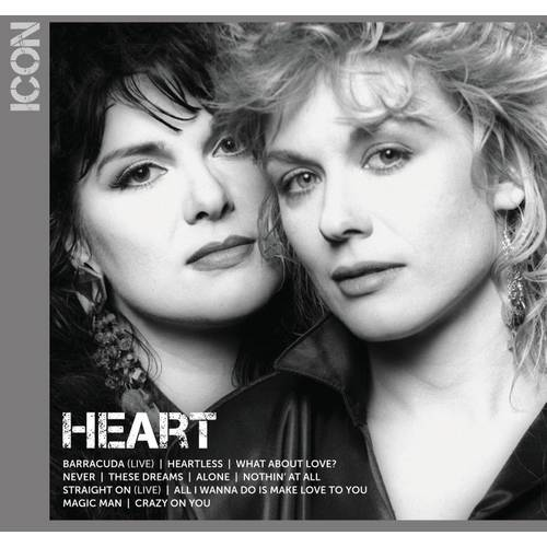 Icon Series: Heart