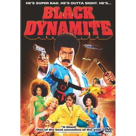 Black Dynamite (DVD) - Old Black And White Halloween Movies
