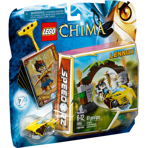 LEGO Chima Jungle Gates Play Set
