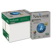 Navigator Platinum Paper, 99 Brightness, 60lb, 8-1/2 x 11, White, 2,500