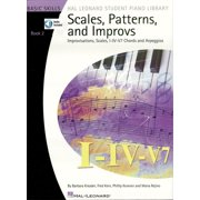 Scales, Patterns and Improvs - Book 2 (Music Instruction) - eBook