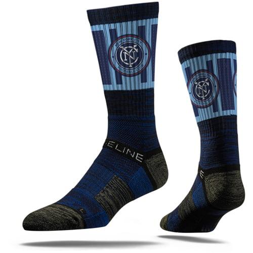 New York City FC Premium Crew Socks - Navy - M/L