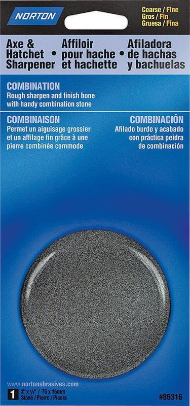Norton Consumer 85316 Axe and Hatchet Stone by Norton Consumer