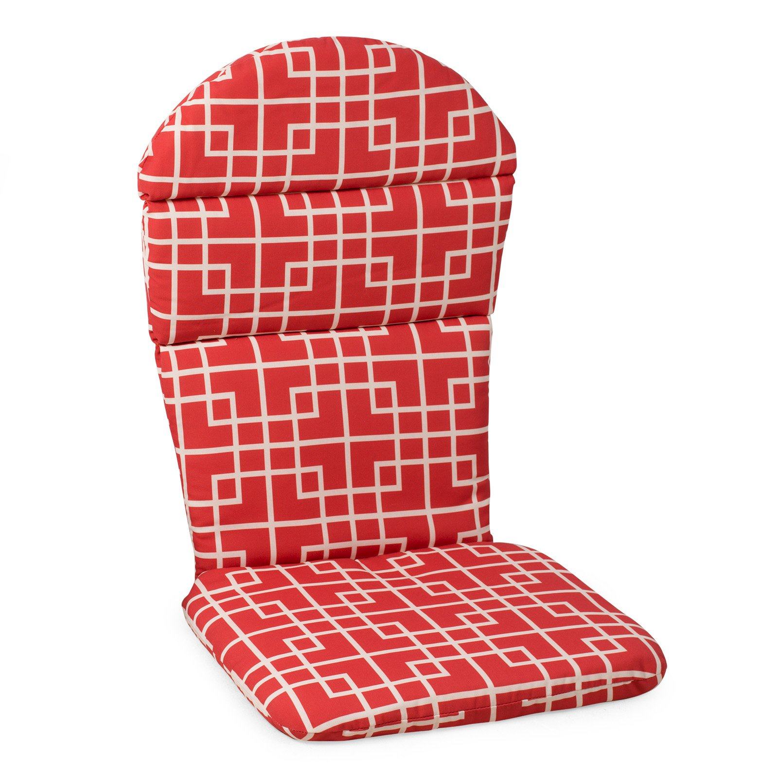 Coral Coast Madison Adirondack Square Pattern Chair Cushion