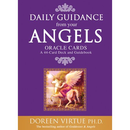 Safety Booklets (Daily Guidance from Your Angels Oracle Cards : 44 cards plus booklet )