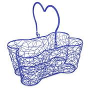 "Multi Purpose Basket 14""X9""X7""-Blue"