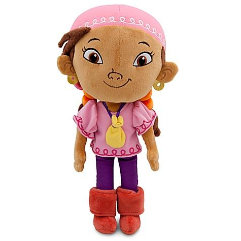 Disney Jake and the Never Land Pirates Izzy Plush