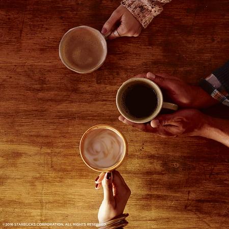 Starbucks Sumatra Dark Roast Whole Bean Coffee, 12-Ounce Bag
