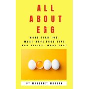 all about egg - eBook