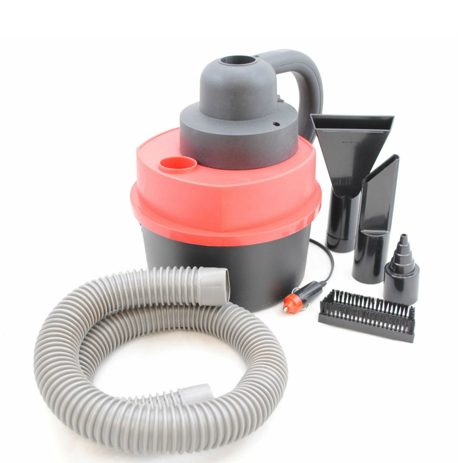 12V Wet Dry Vacuum Cleaner Portable Hand Held Car or Shop Vac with Inflator by Archstone