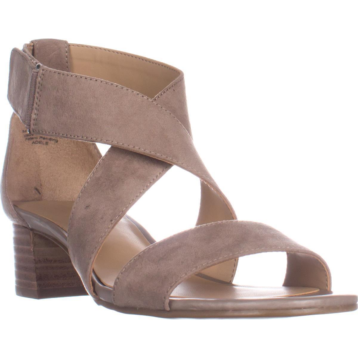 Womens Naturalizer Adele Ankle Strap Sandals, Doe by Naturalizer