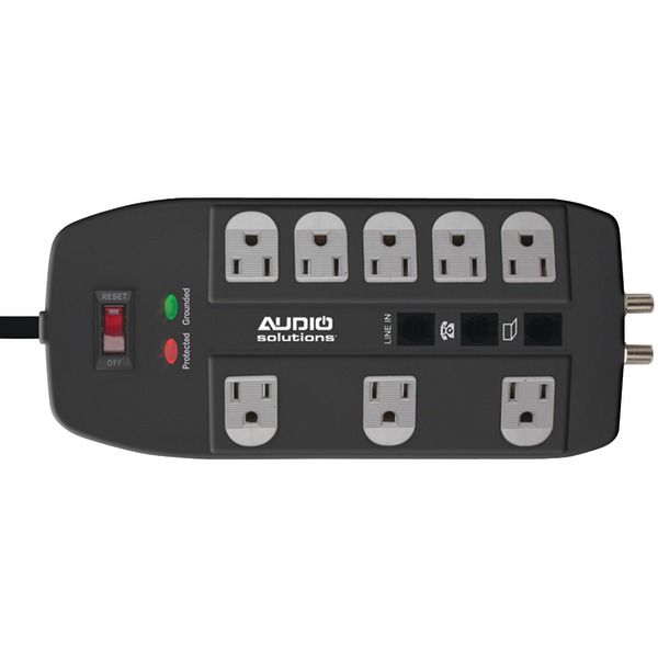 AUDIO SOLUTIONS 8OUTLET POWER SOL 500
