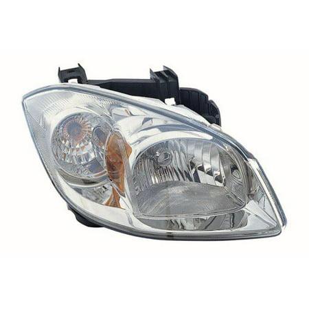Go-Parts OE Replacement for 2005 - 2010 Chevrolet Cobalt Front Headlight Assembly Housing / Lens / Cover - Right (Passenger) Side - (Base Model + LS + LT + LT