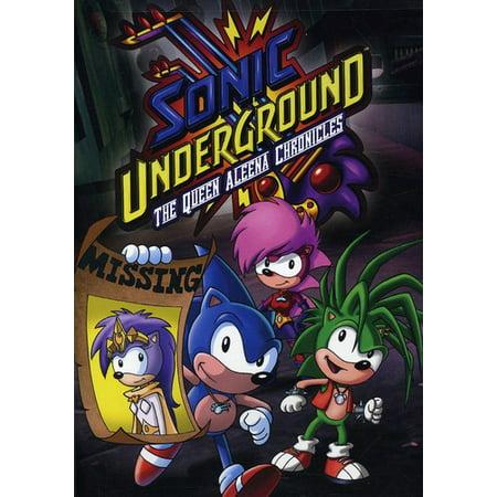 Sonic Underground: Queen Aleena Chronicles - Drag Queen Halloween Show