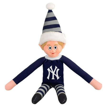 Team Plush Elf New York Yankees