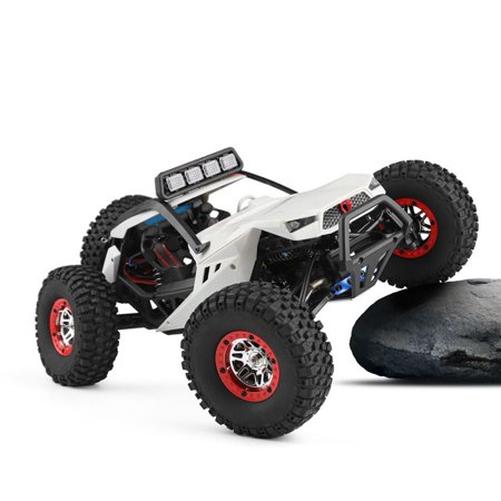 BEAD BEE Wl 540Brush Motor High Speed 40km/h 1:12 4D 2.4G Radio Remote Control Car Racing