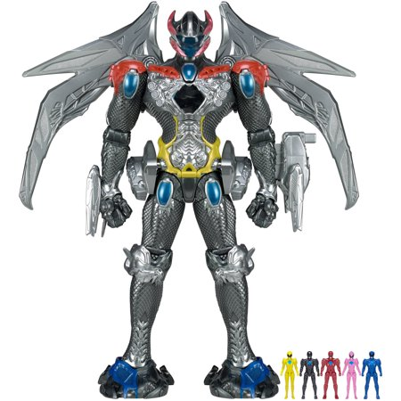 Power Rangers Movie Interactive Megazord with Ranger