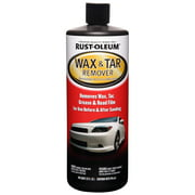 Rust-Oleum Auto Wax and Tar Remover, 1 Quart