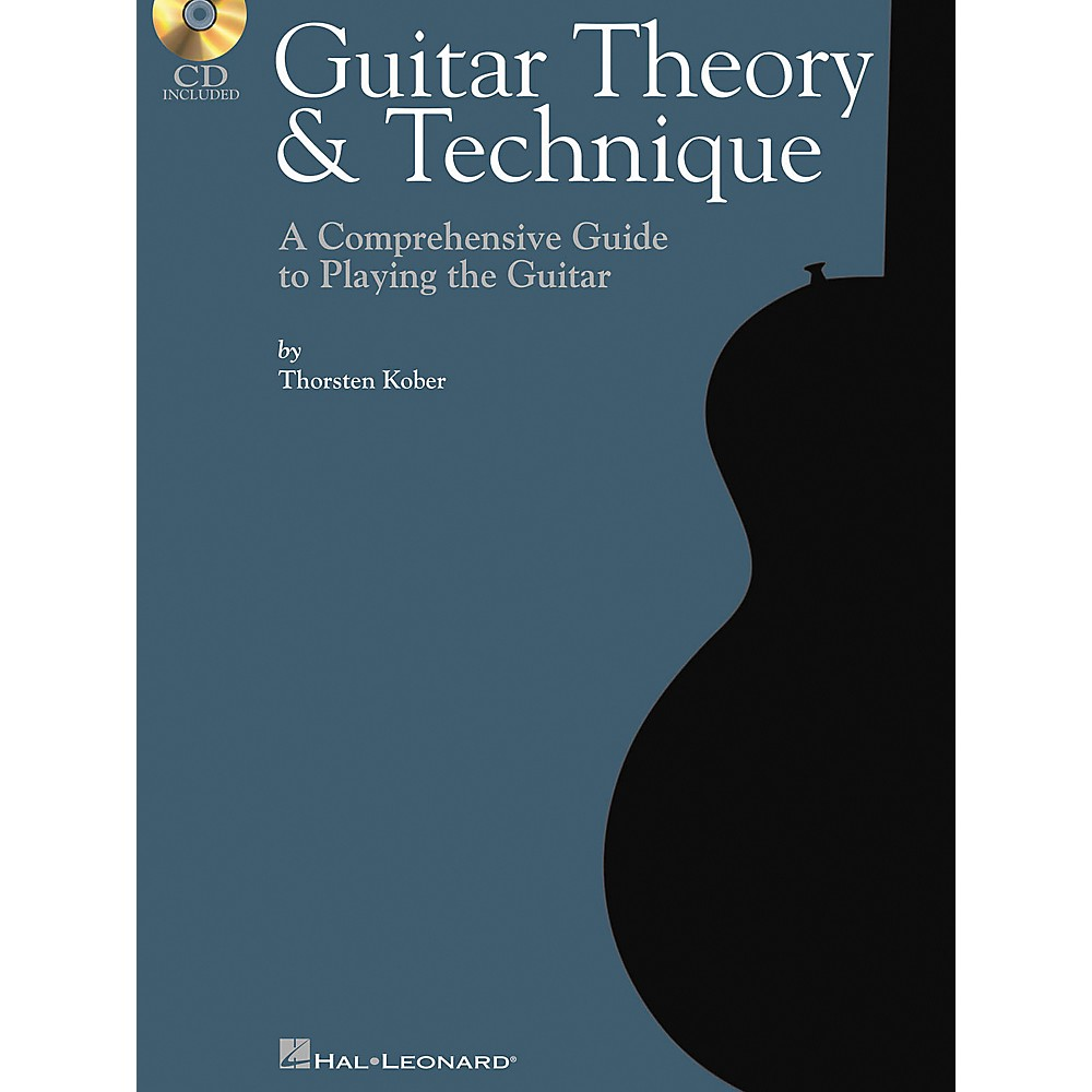 Hal Leonard Guitar Theory & Technique (Book/CD)