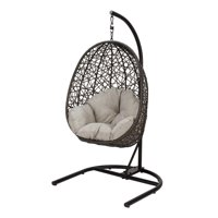 Deals on Better Homes & Gardens Open Weave Patio Wicker Hanging Chair