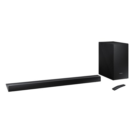 SAMSUNG 2.1 Channel 320W Soundbar System with Wireless Subwoofer -