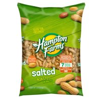 Branded Hampton Farms Salted In-Shell Peanuts (5 lbs.) Pack of 1 [Qty Discount / wholesale price]