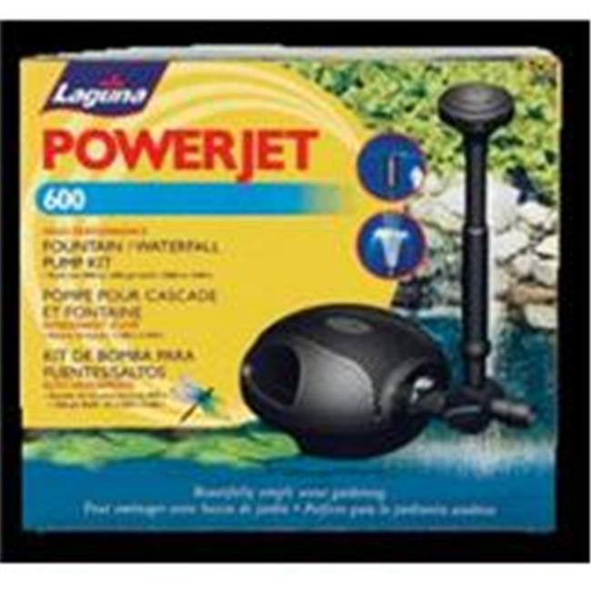 LAGUNA WATER GARDEN-PT8200 Laguna Powerjet 600 Fountain & Waterfall Pump Kit - image 1 de 1