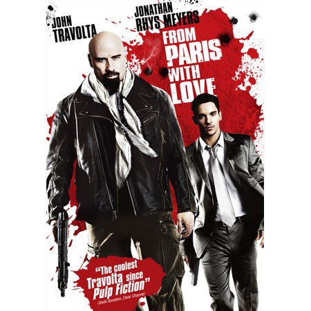 From Paris with Love POSTER (27x40) (2010) (Style H)