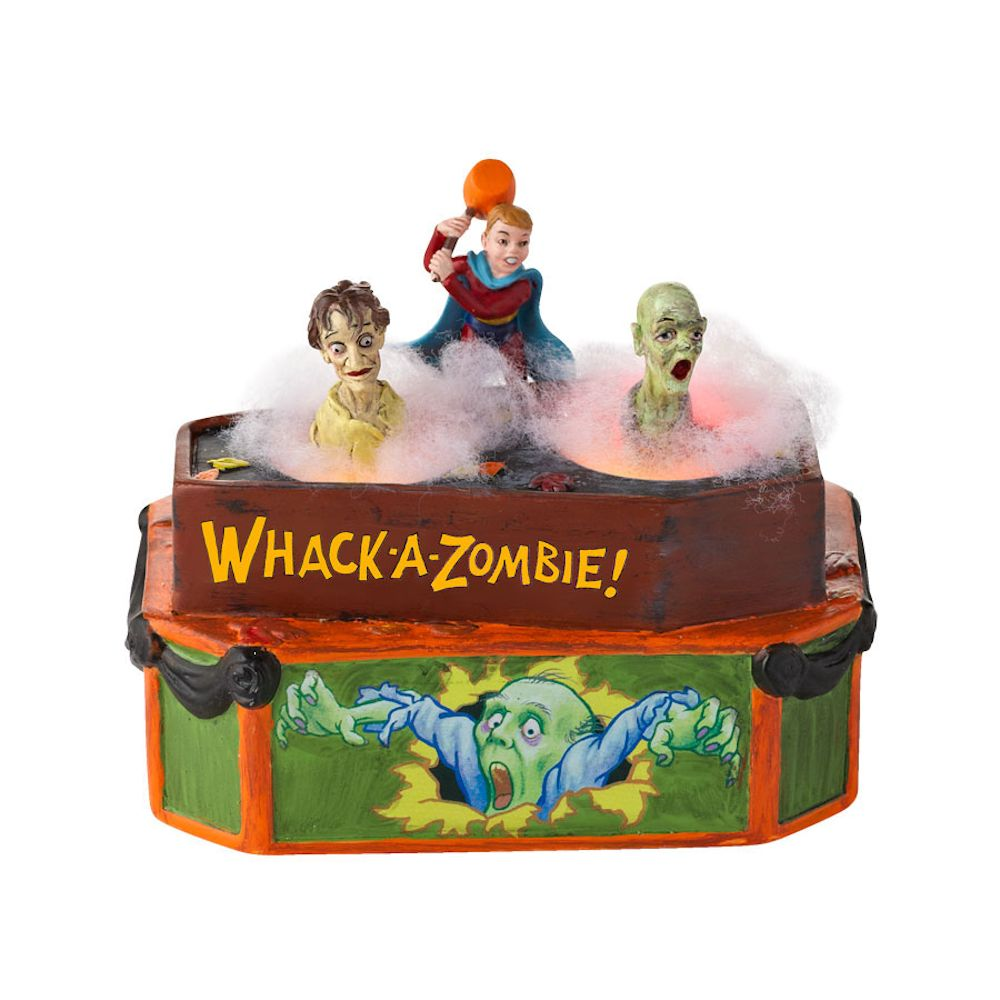 Department 56 Snow Village Halloween 4025395 Whack A Zomb...