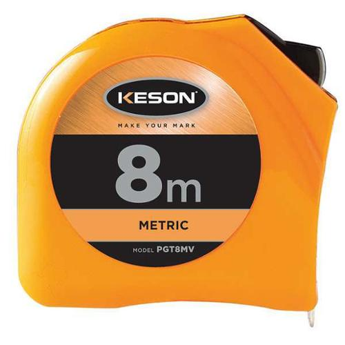 Keson Long Tape Measure, PGT8MV