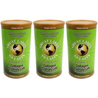 Great Lakes Gelatin, Collagen Hydrolysate, Beef, Kosher, 16 oz, 3-Pack