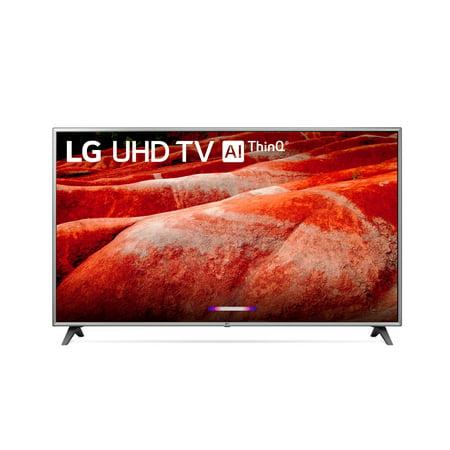 """75"""""""" Class 4K (2160P) Ultra HD Smart LED HDR TV  2019 Model - LG 75um7570pua"""