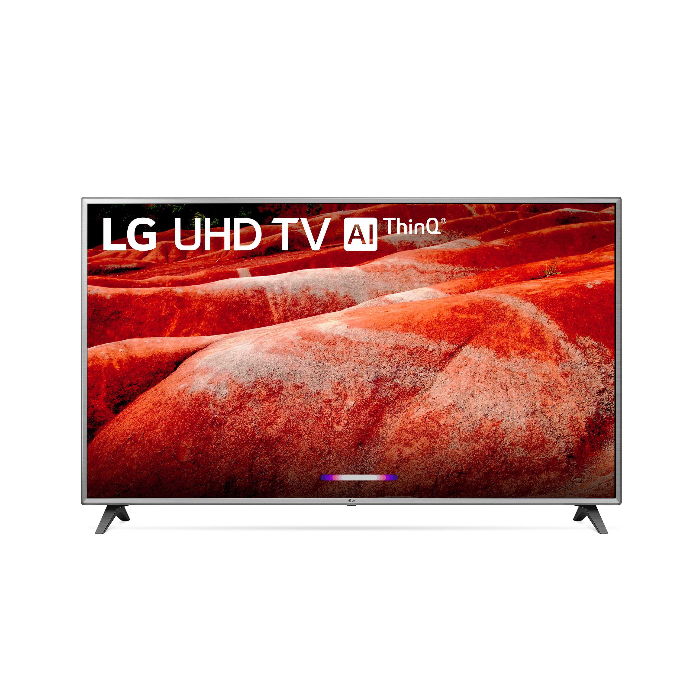 "LG 75"" Class 4K (2160) HDR Smart LED AI UHD TV W/AI ThinQ 75UM7570PUA 2019 Model"