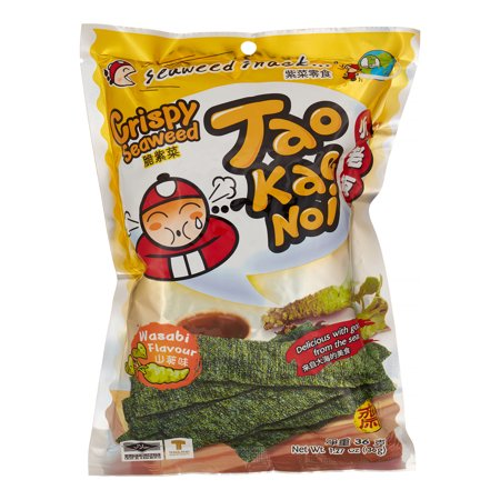 Tao Kae Noi Crispy Seaweed  Wasabi  1 3 Oz