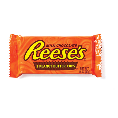 Reeses Peanut Butter Cup 1.5 oz : 36 Count