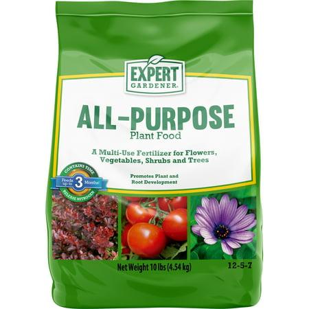 expert gardener all purpose plant food 12 5 7 10 lbs