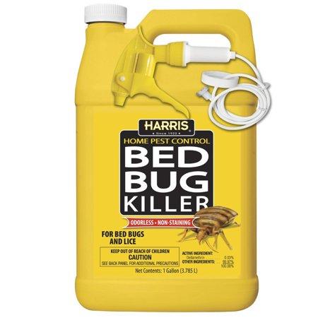 Harris Bed Bug Killer Gallon Spray  2 Pack