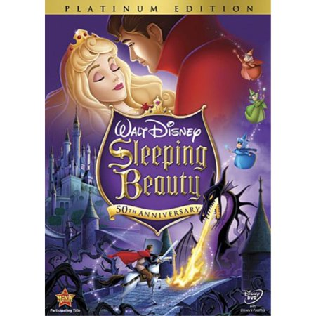 Sleeping Beauty (2 Disc Platinum Edition) 50th Anniversary
