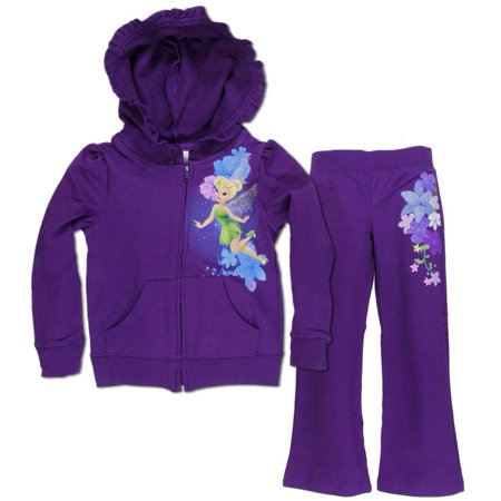 Fairy Outfits For Girls (Tinkerbell - Flower Fairy Girls Juvy Jogging)
