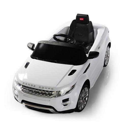 Best Ride on Cars Range Rover Evoque - White