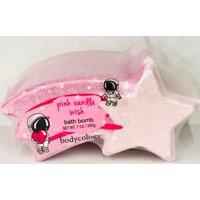 Bodycology Pink Vanilla Wish Bath Bomb, 2 oz.