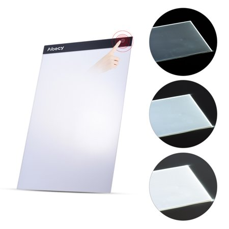 Aibecy Portable A3 LED Light Box Drawing Tracing Tracer Copy Board Table Pad Panel Copyboard with Memory Function Stepless Brightness Control for Artist Animation Tattoo Sketching Architecture Calligr - image 2 of 7