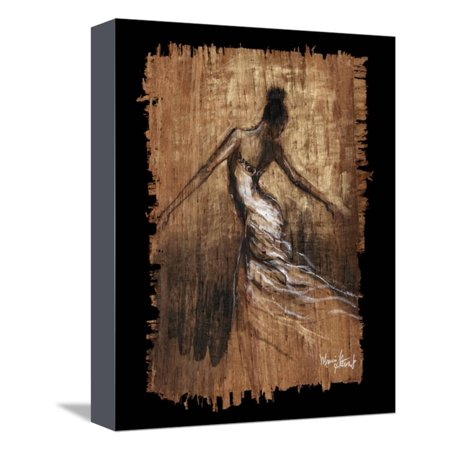 Graceful Motion III Stretched Canvas Print Wall Art By Monica ...
