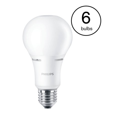 Philips Dimming Energy Efficient 14w 2700k A21 White 75w