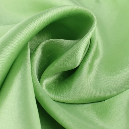 """12"""" x 108"""" Satin Table Runner Wedding Party Venue Decorations Apple Green - image 3 of 7"""