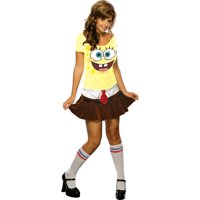 Adult Women's  Spongebob Sponge Babe Costume