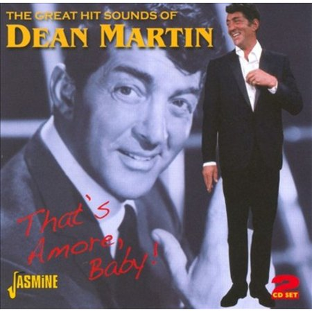 THE GREAT HIT SOUNDS OF DEAN MARTIN: THAT'S AMORE, BABY! (The Hit Crew Halloween Sounds)